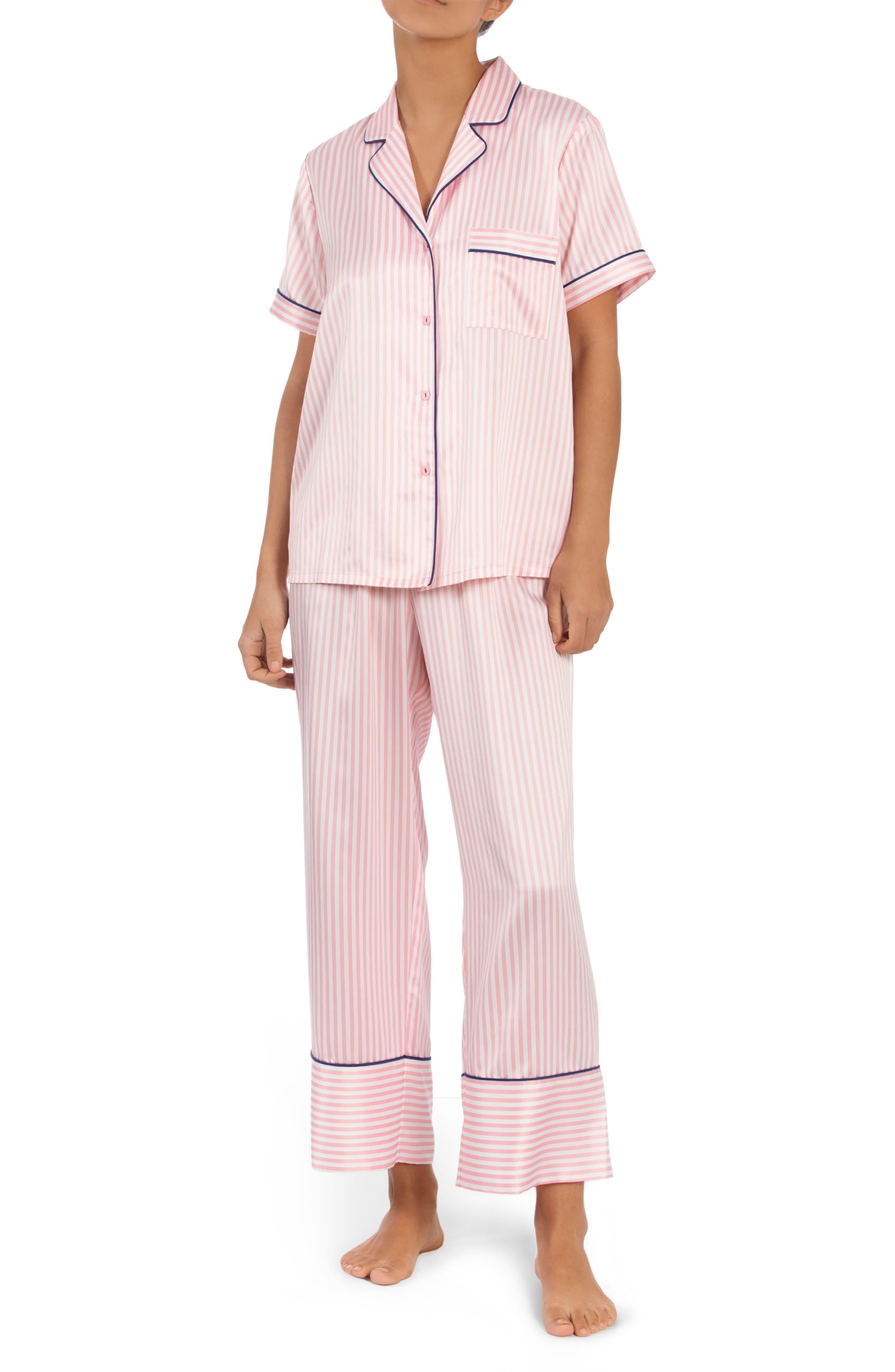 Satin Pajamas
