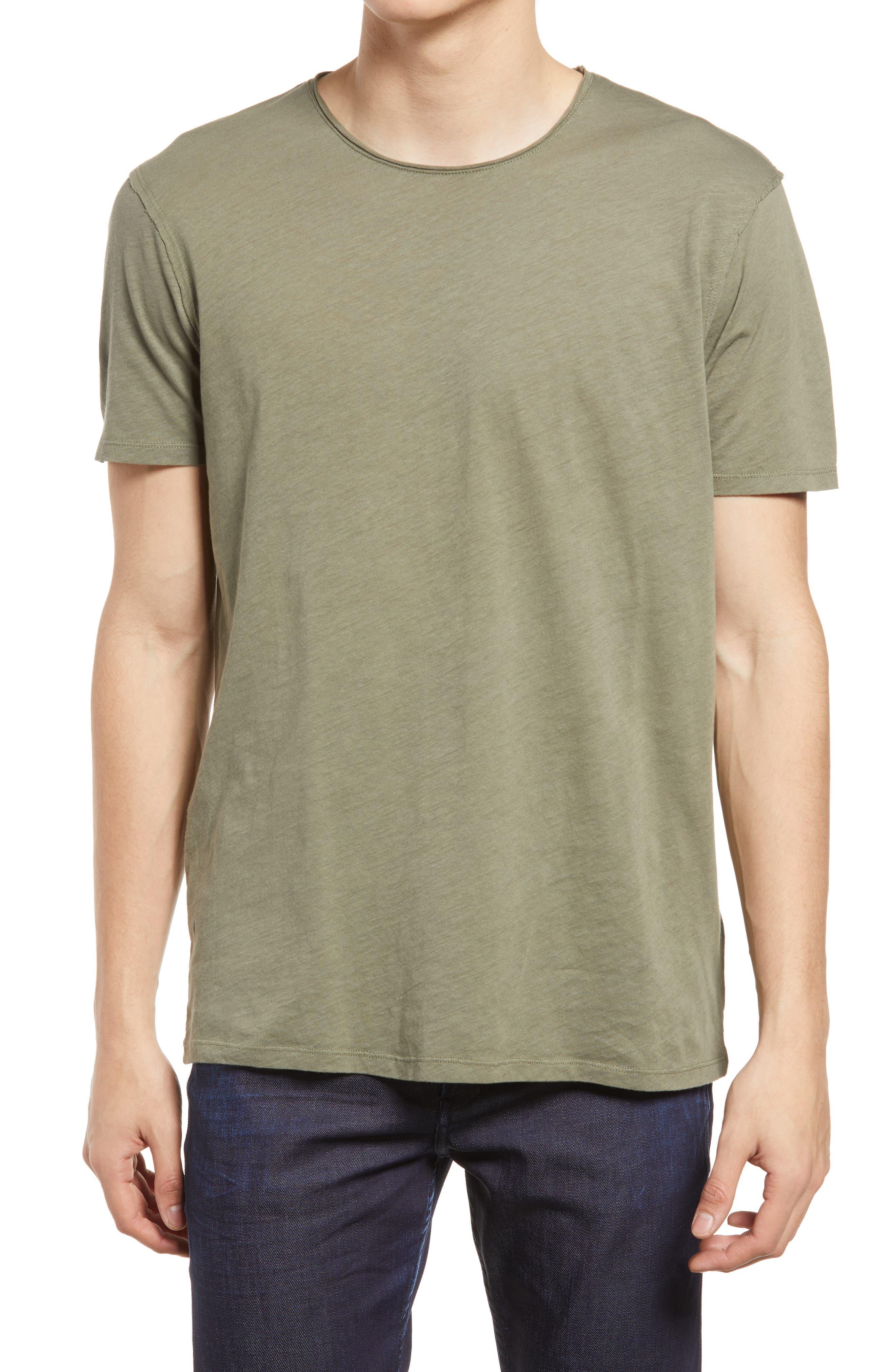 Slim Fit Crewneck T-Shirt