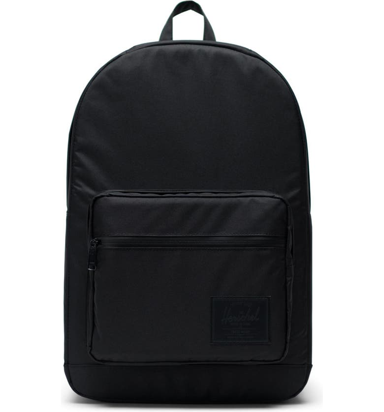 HERSCHEL SUPPLY CO. Pop Quiz Light Backpack, Main, color, BLACK