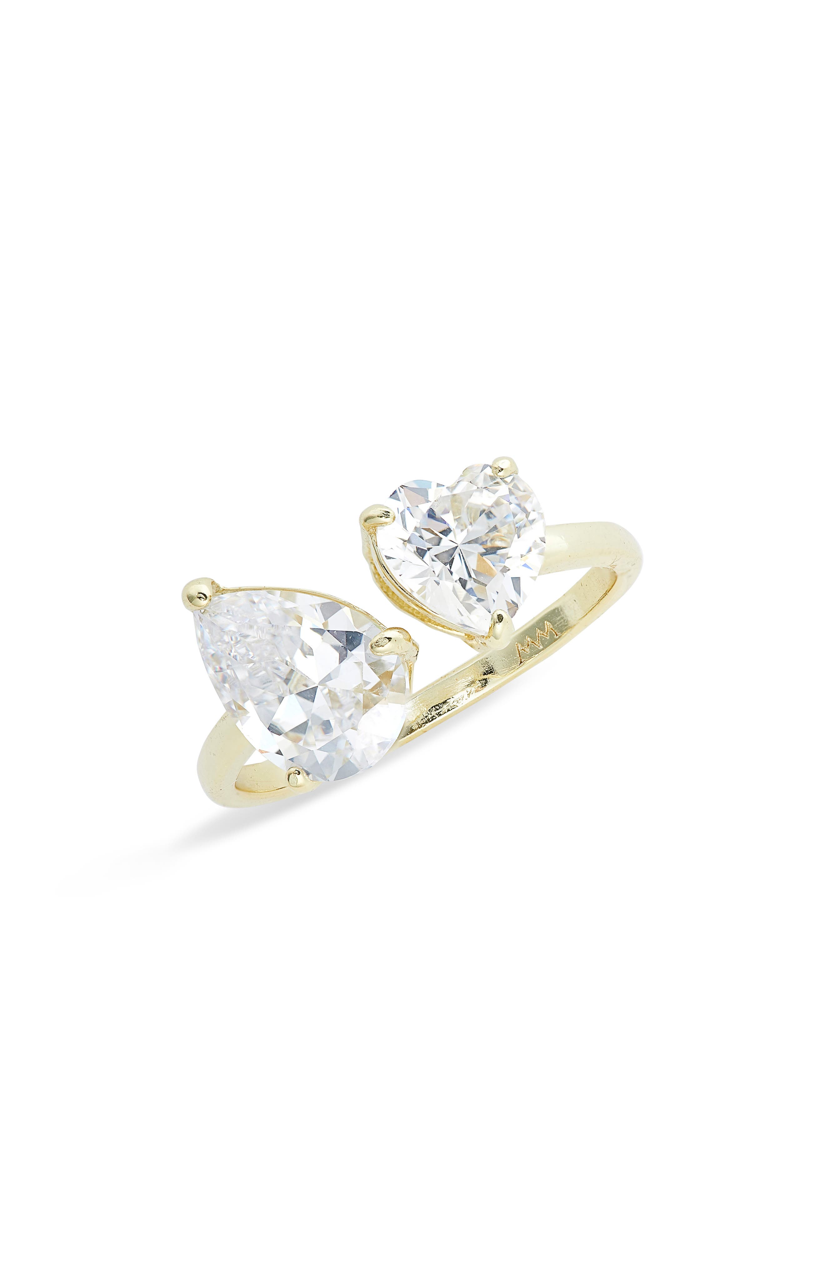Erika Cubic Zirconia Ring