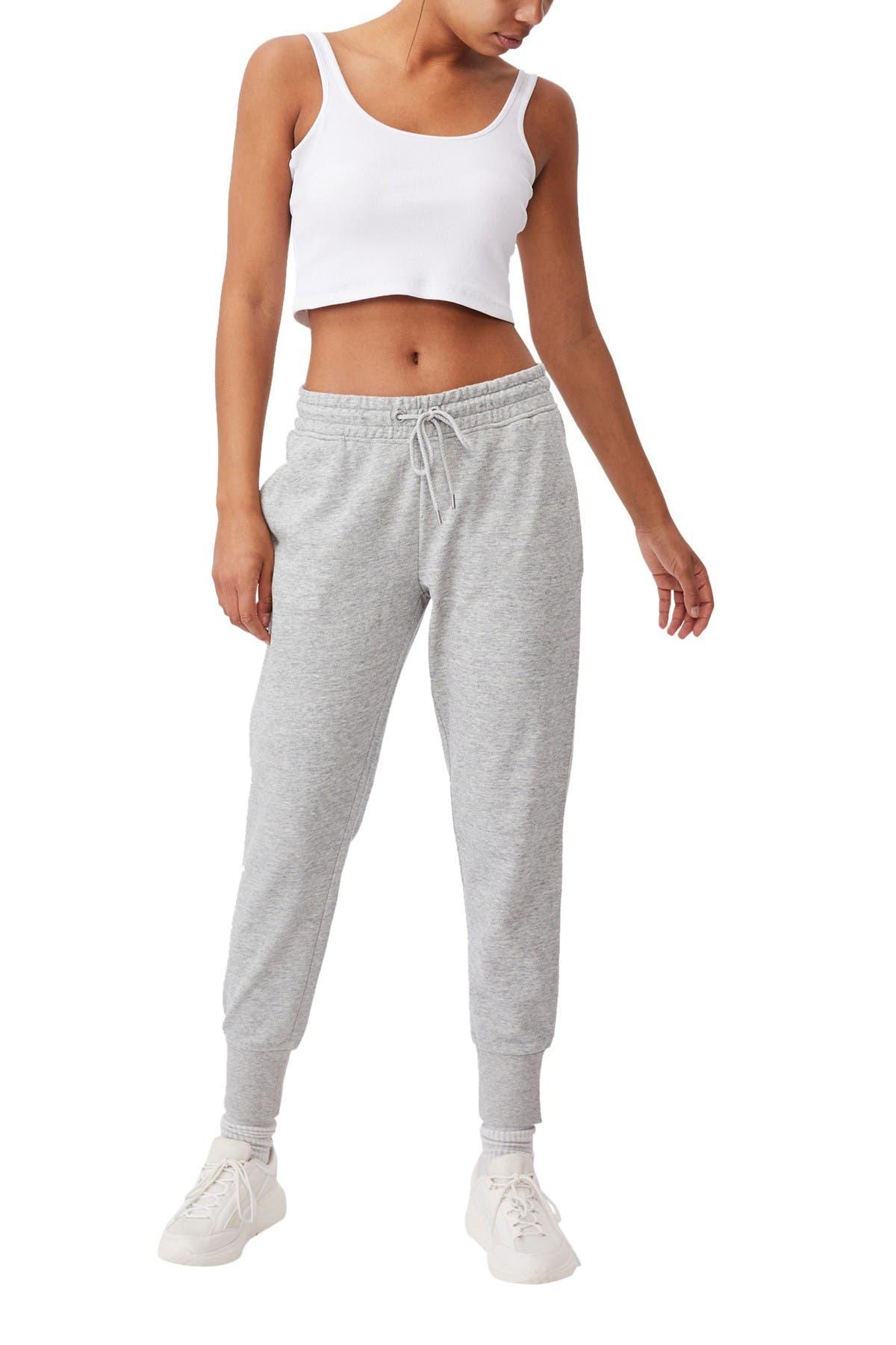 Zip Sherpa Sweatshirt and Jogger Sweatpants Real Love Girls/' Active Jogger Set