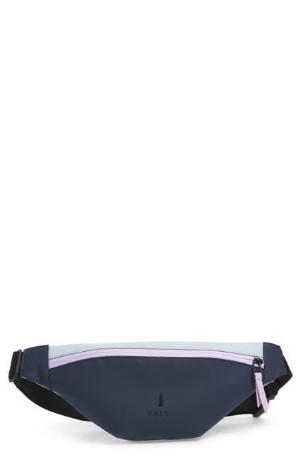 Image of Rains Color Block Mini Bum Bag