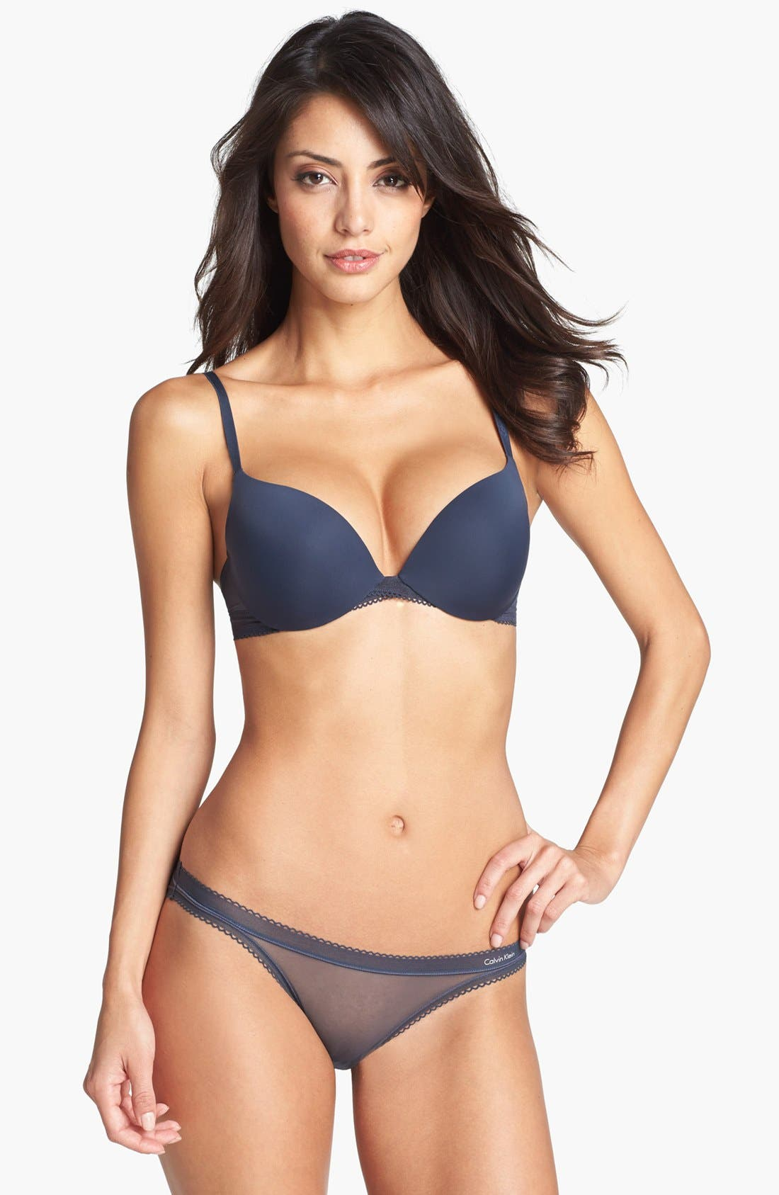 ,                             'Icon' Modern Underwire T-Shirt Bra,                             Alternate thumbnail 13, color,                             302