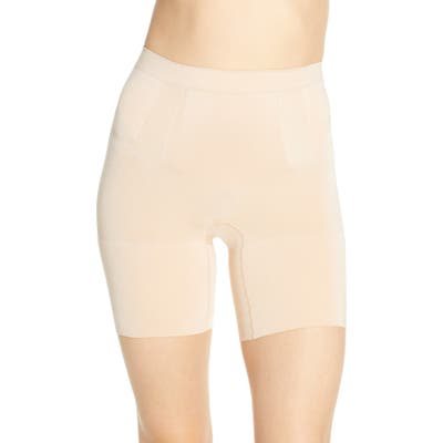 Spanx Oncore Mid Thigh Shorts