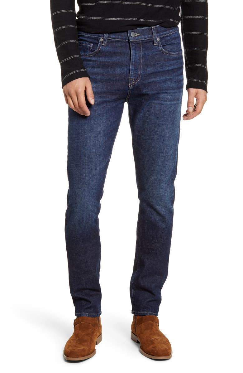 BLDWN Modern Slim Fit Jeans, Main, color, COSTA