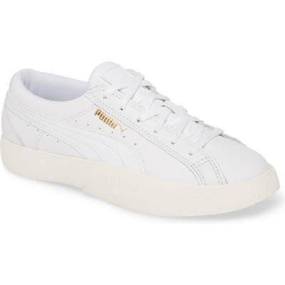 Puma Love Sneaker- White