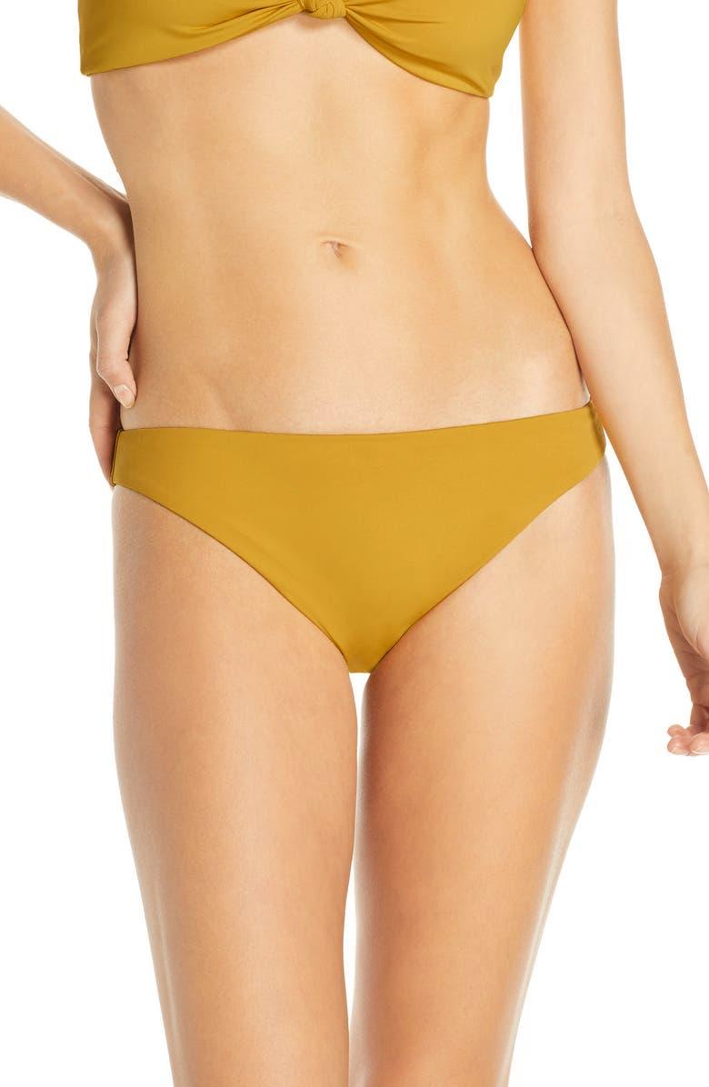 O'NEILL Salt Water Classics Bikini Bottoms, Main, color, SOLAR