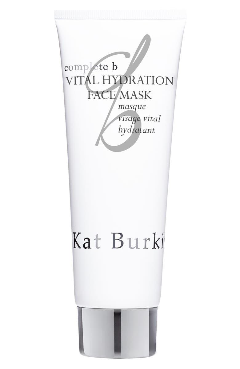 KAT BURKI Complete B Vital Hydration Face Mask, Main, color, NO COLOR