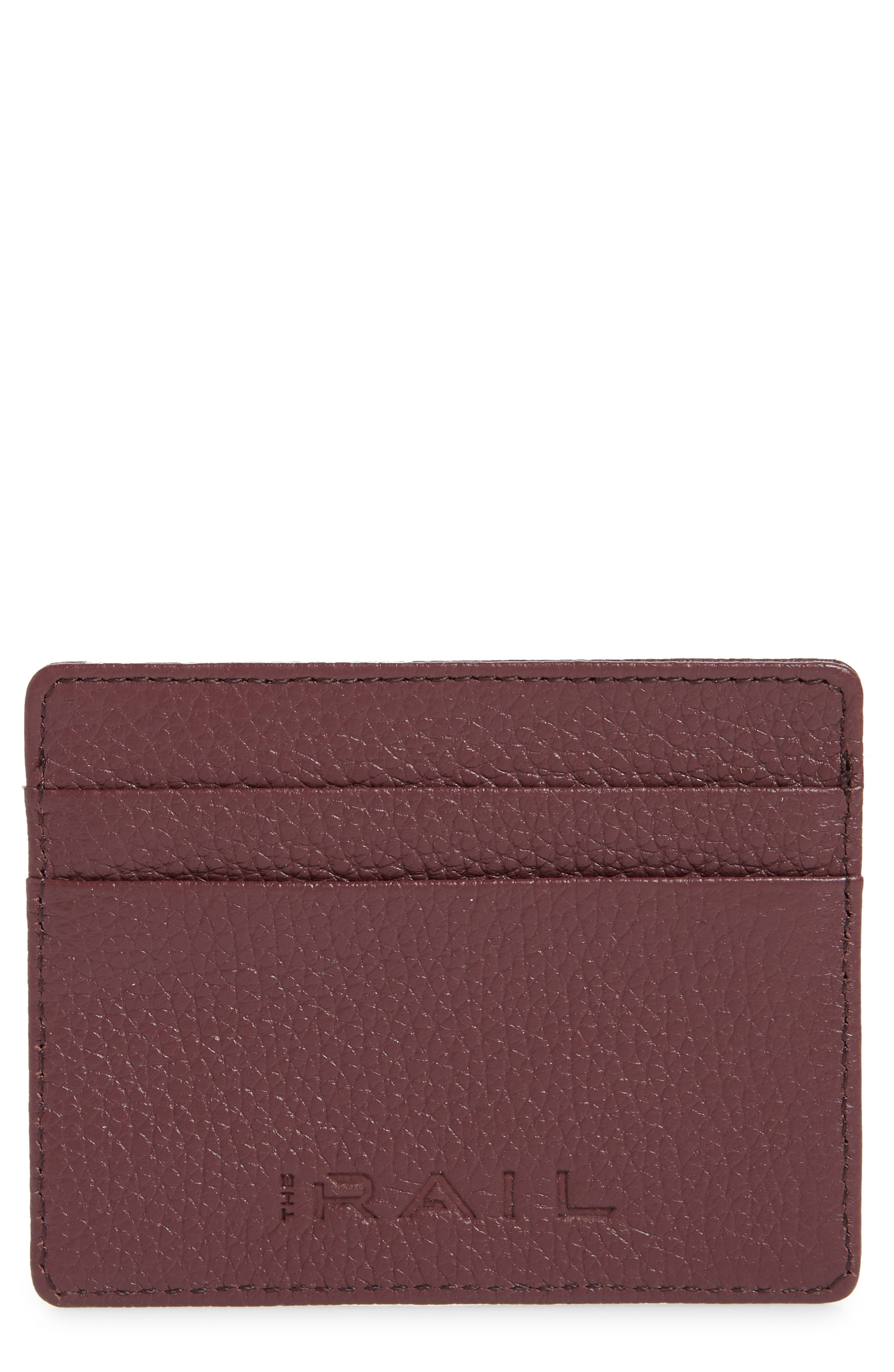 ,                             Jamie Leather Card Case,                             Main thumbnail 57, color,                             930
