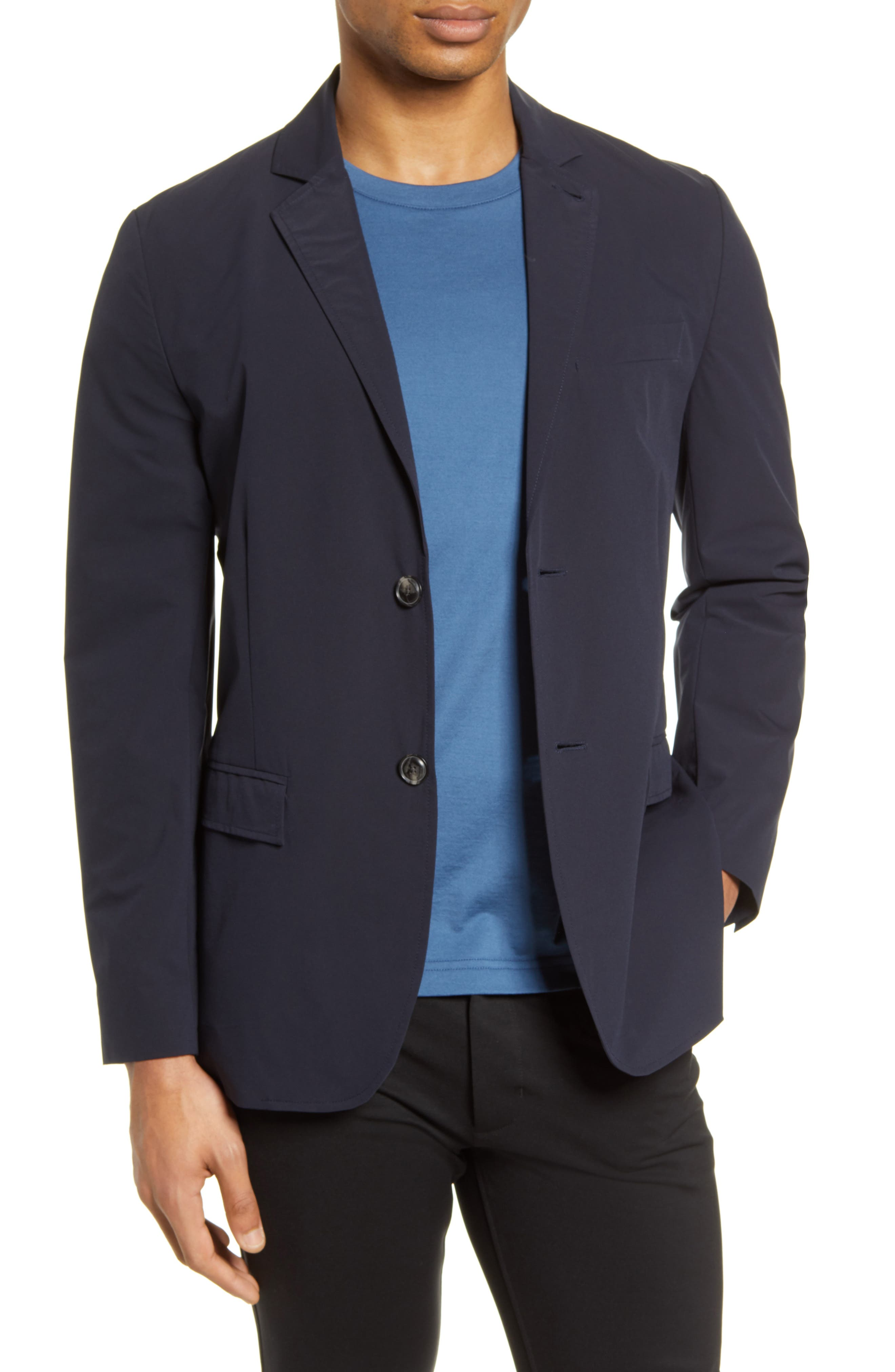 Image of 7 For All Mankind Ace Modern Blazer