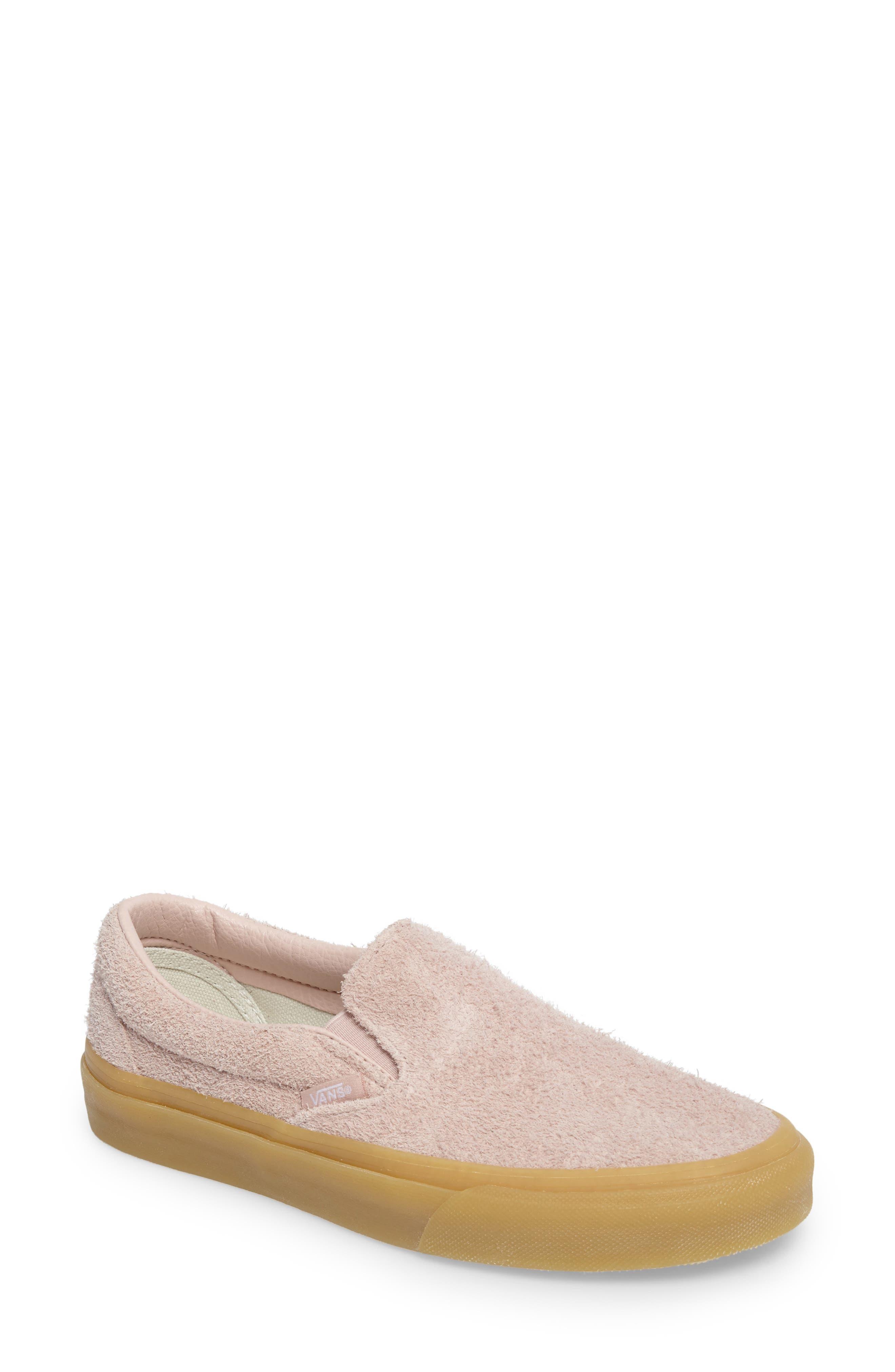 ,                             Classic Slip-On Sneaker,                             Main thumbnail 412, color,                             656