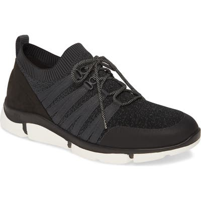 Johnston & Murphy Cleary Sneaker- Black