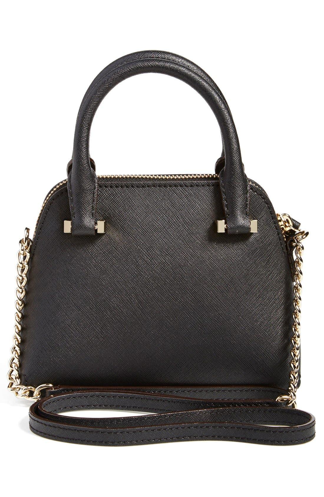 ,                             'cedar street - mini maise' crossbody bag,                             Alternate thumbnail 2, color,                             001