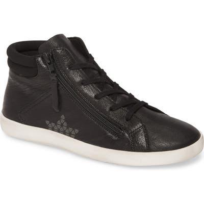 Cloud Vaper High Top Sneaker - Black