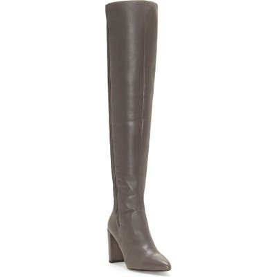 Vince Camuto Majestie Over The Knee Boot, Grey