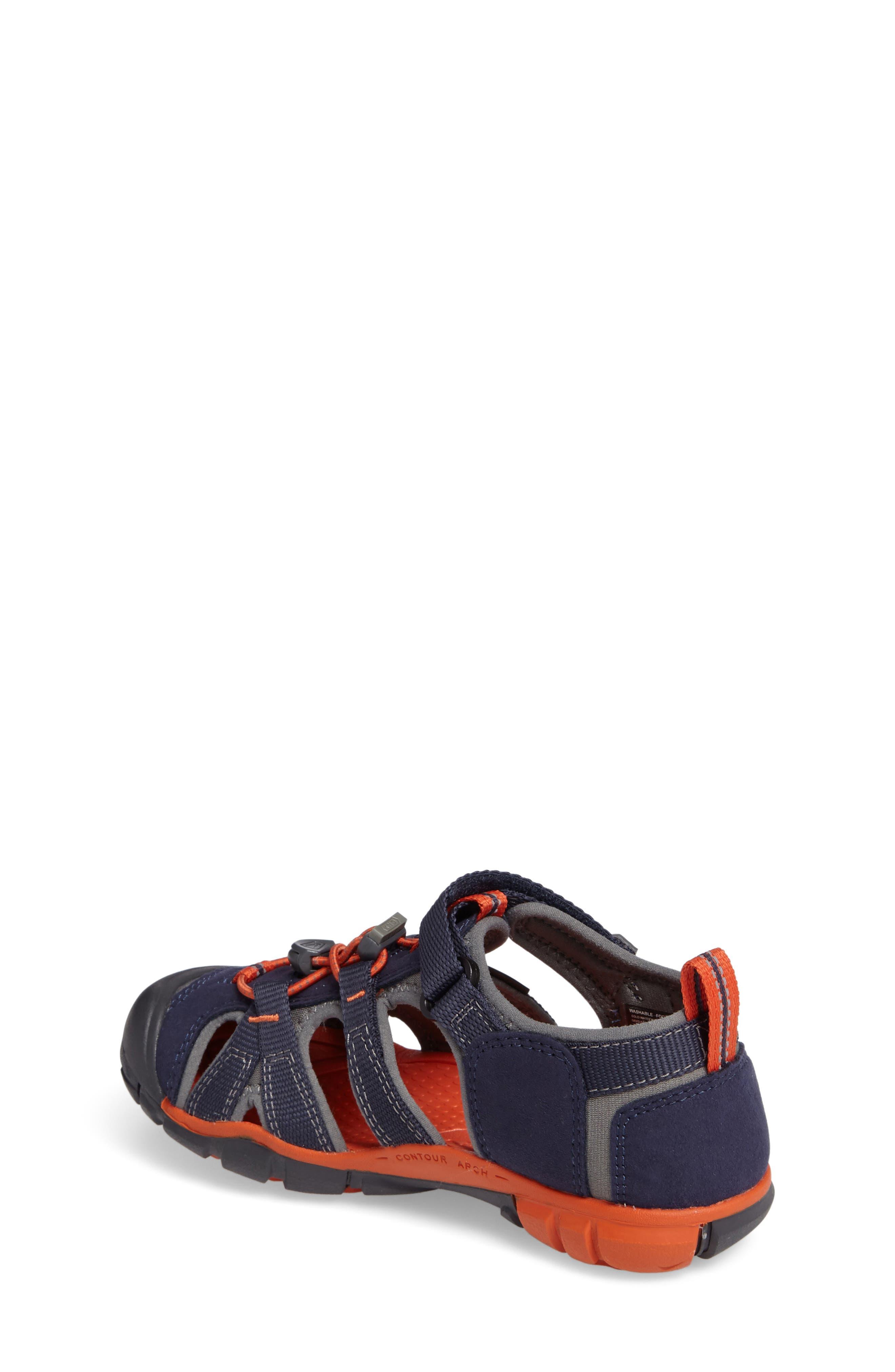 ,                             'Seacamp II' Water Friendly Sandal,                             Alternate thumbnail 176, color,                             407