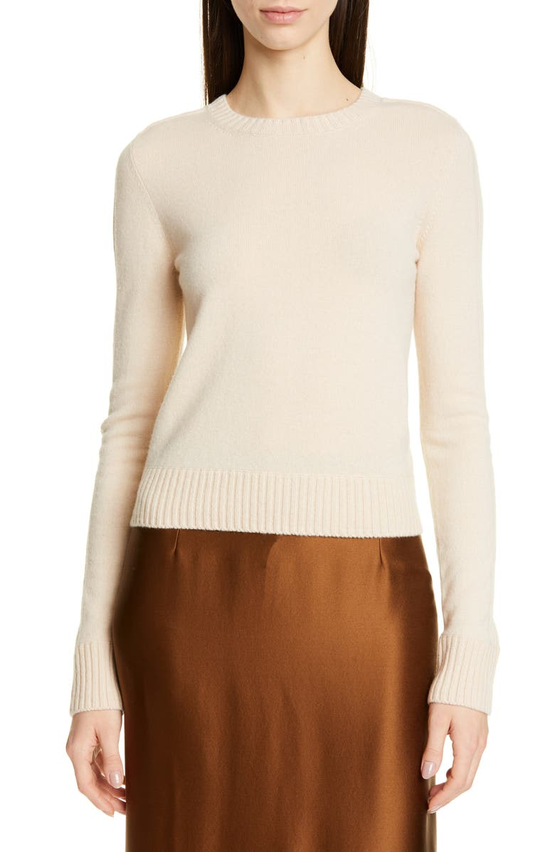 Runner Crewneck Cashmere Sweater by Vince