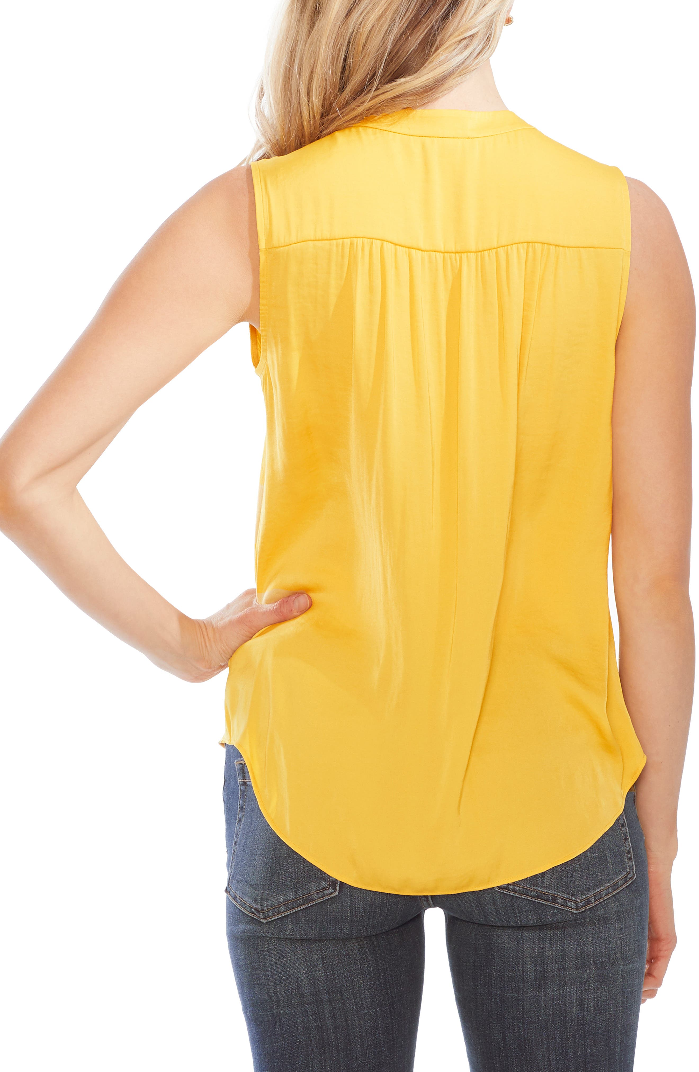 ,                             Rumpled Satin Blouse,                             Alternate thumbnail 84, color,                             779