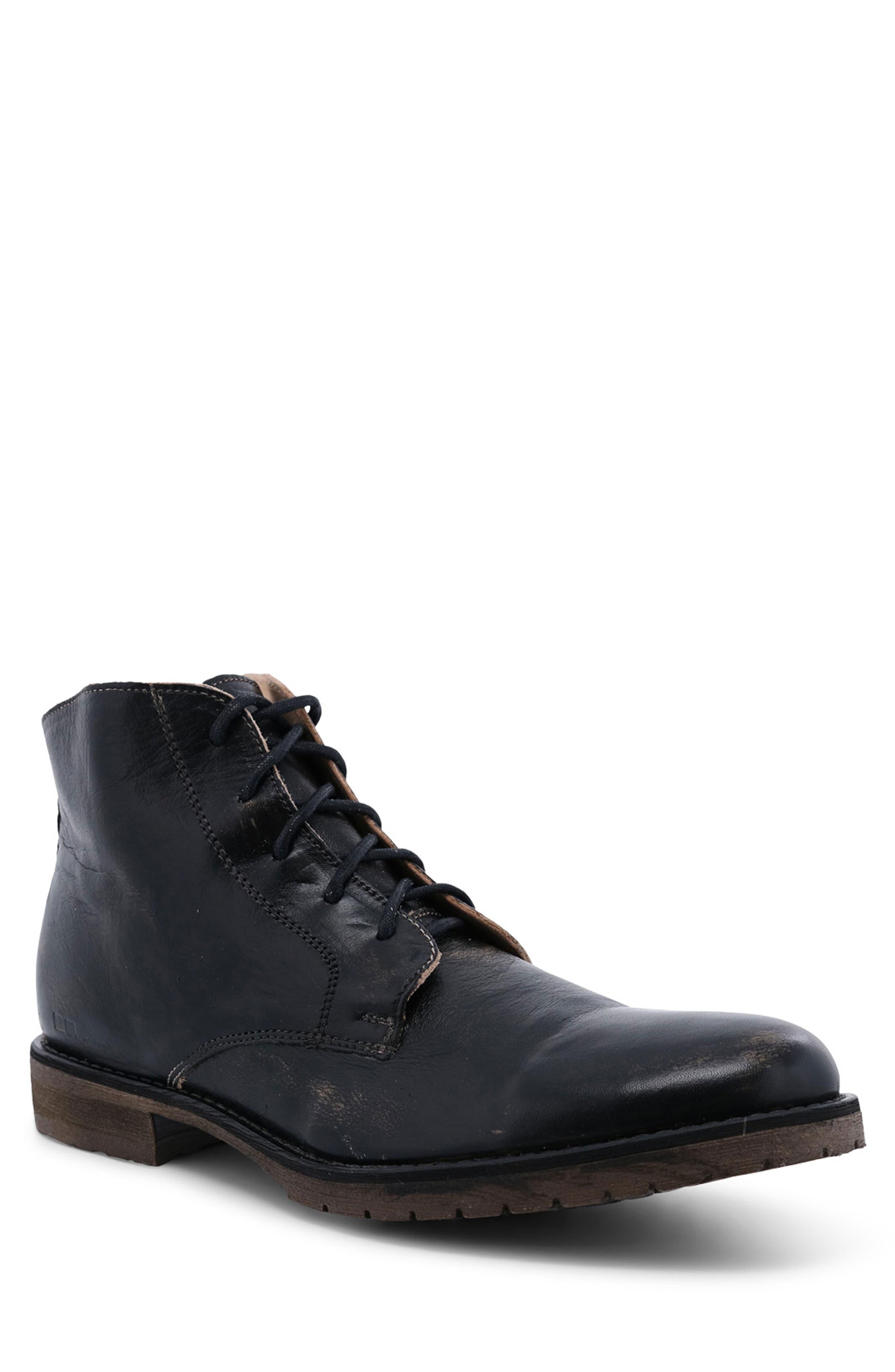 Hoover Ii Plain Toe Boot