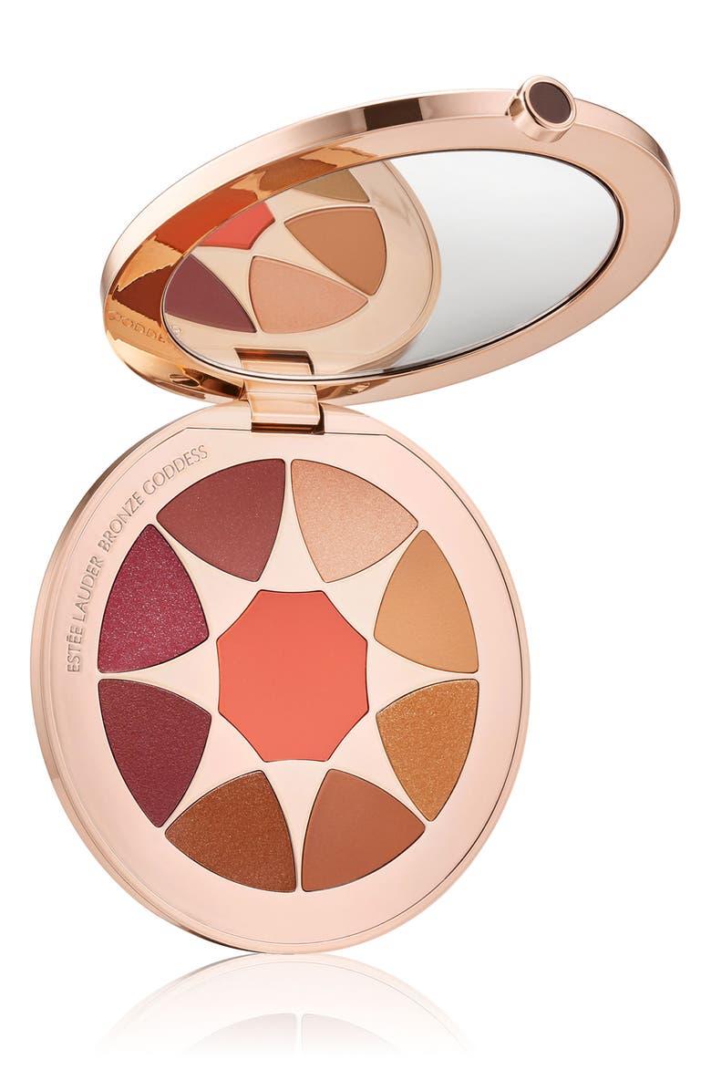 ESTÉE LAUDER Bronze Goddess Desert Heat Eyeshadow Palette, Main, color, NO COLOR