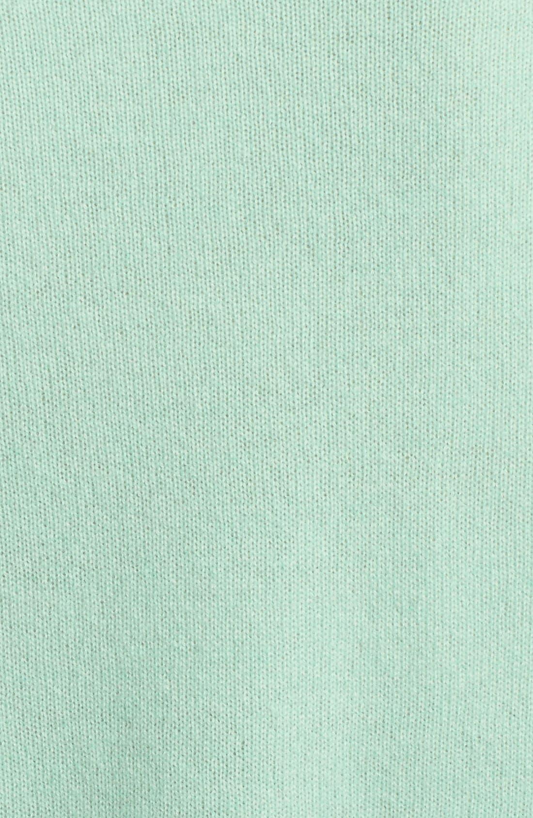 ,                             Cashmere V-Neck Sweater,                             Alternate thumbnail 54, color,                             449