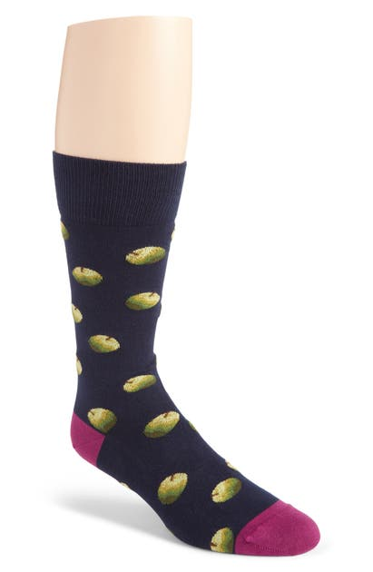 Paul Smith INTARSIA APPLE SOCKS