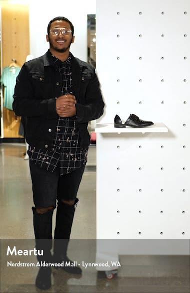 Wear d'Orsay Laceless Derby, sales video thumbnail