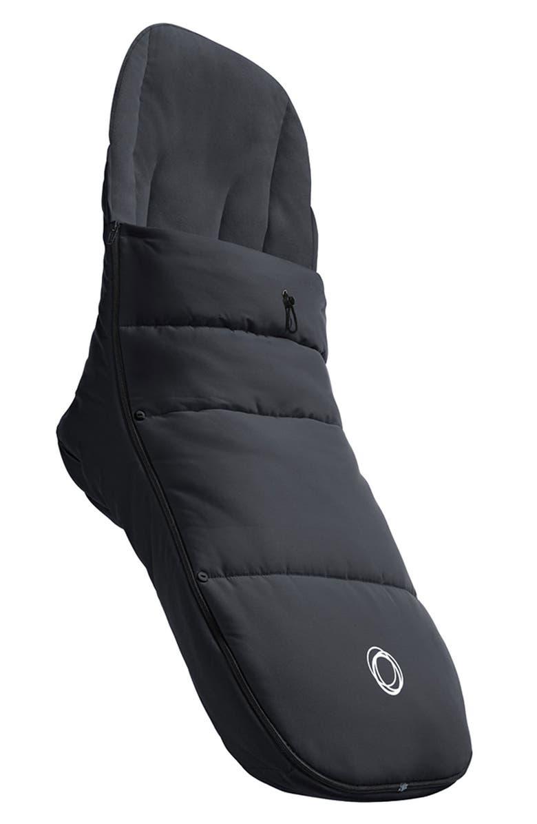 BUGABOO Stroller Footmuff, Main, color, BLACK