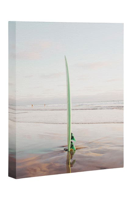 Image of Deny Designs Bree Madden Surf Dayz Art Canvas