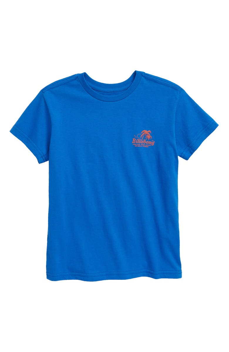BILLABONG Foxtail Graphic T-Shirt, Main, color, 405