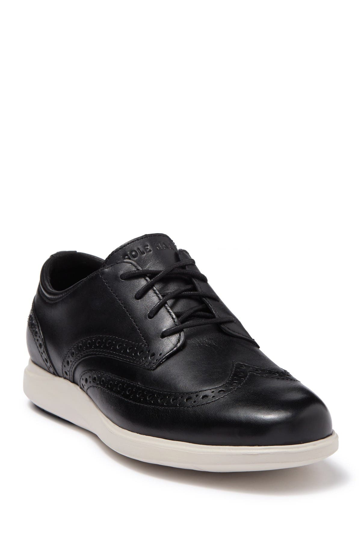 Image of Cole Haan Grand Plus Essex Leather Wingtip Oxford