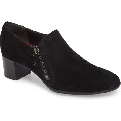 Munro Annee Pump- Black