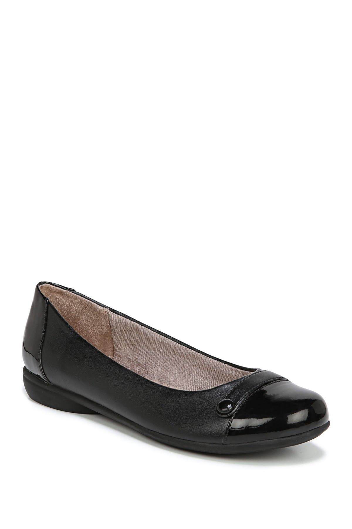 Image of LifeStride Alchemy Cap Toe Flat - Wide Width Available