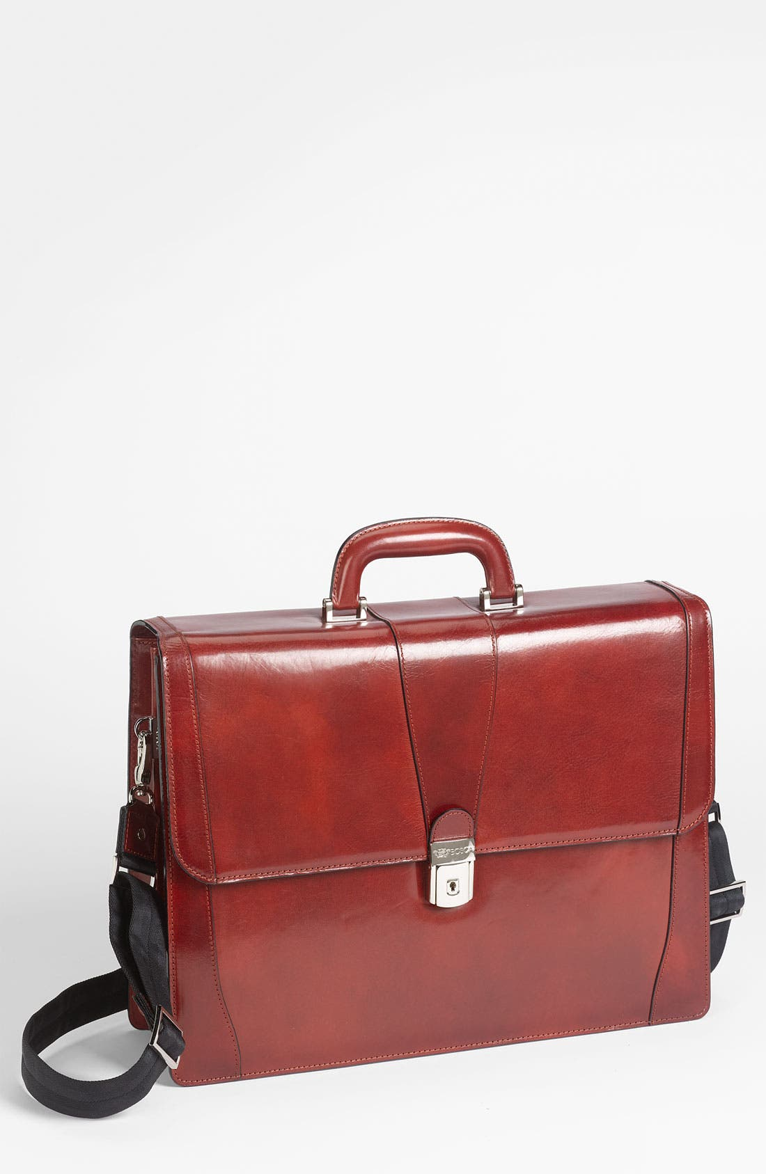Double Gusset Briefcase