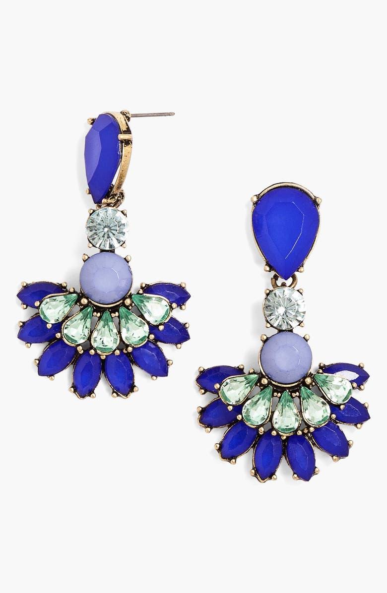 BAUBLEBAR 'Petite Flamenco' Drop Earrings, Main, color, 400