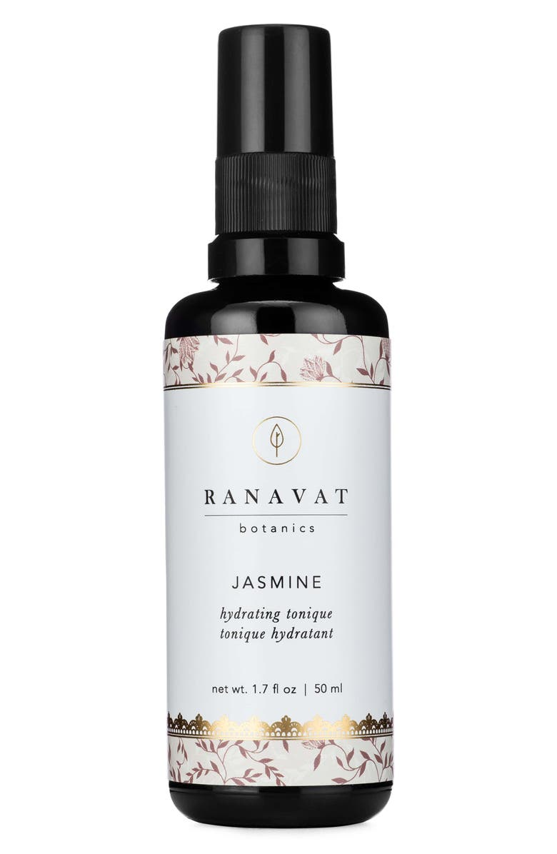 RANAVAT BOTANICS Jasmine Hydrating Tonique, Main, color, NO COLOR