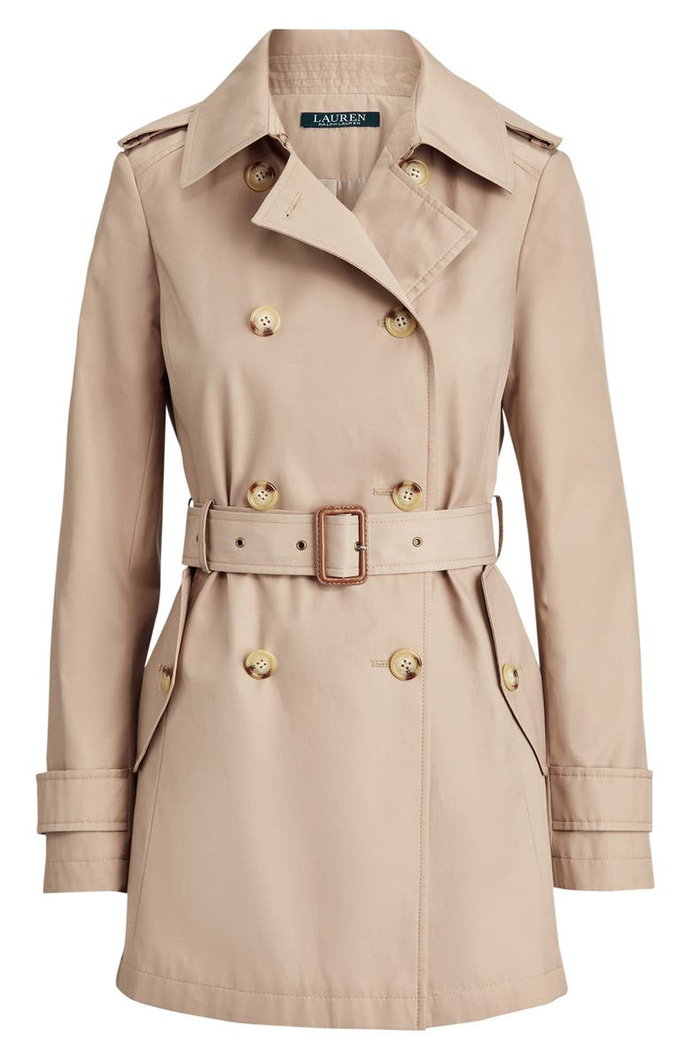Water Repellent Trench Coat by Lauren Ralph Lauren