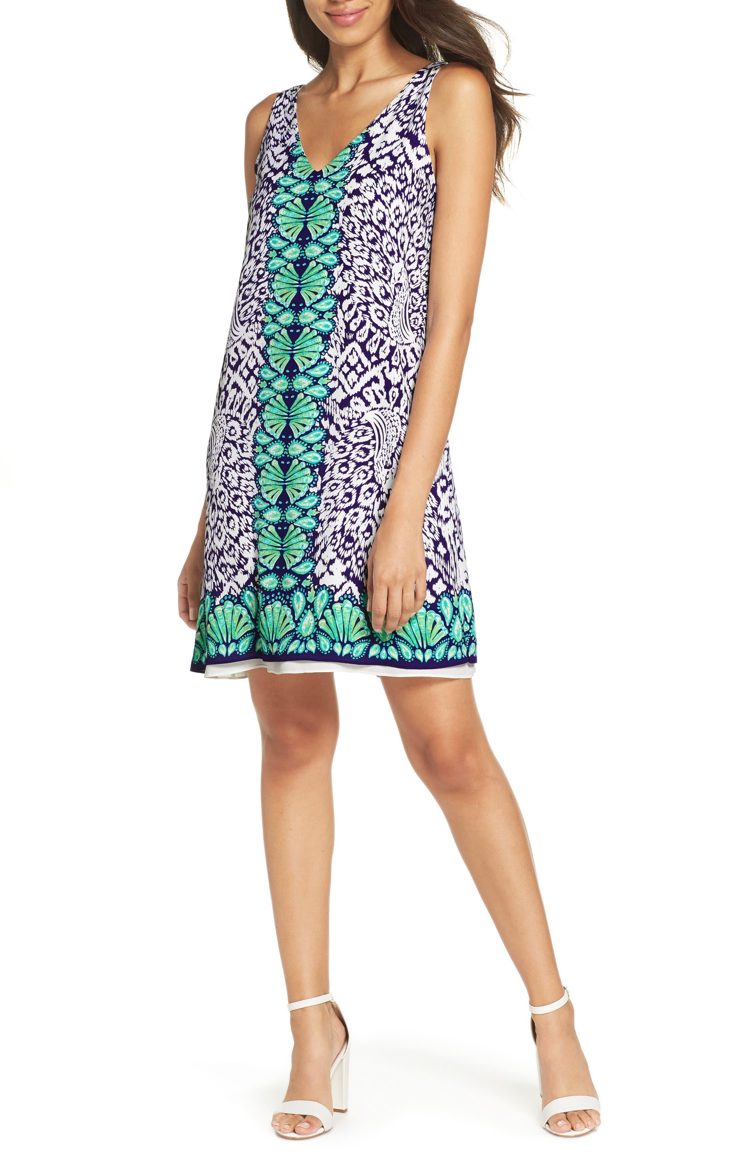 Lilly Pulitzer Florin Sleeveless Shift Dress