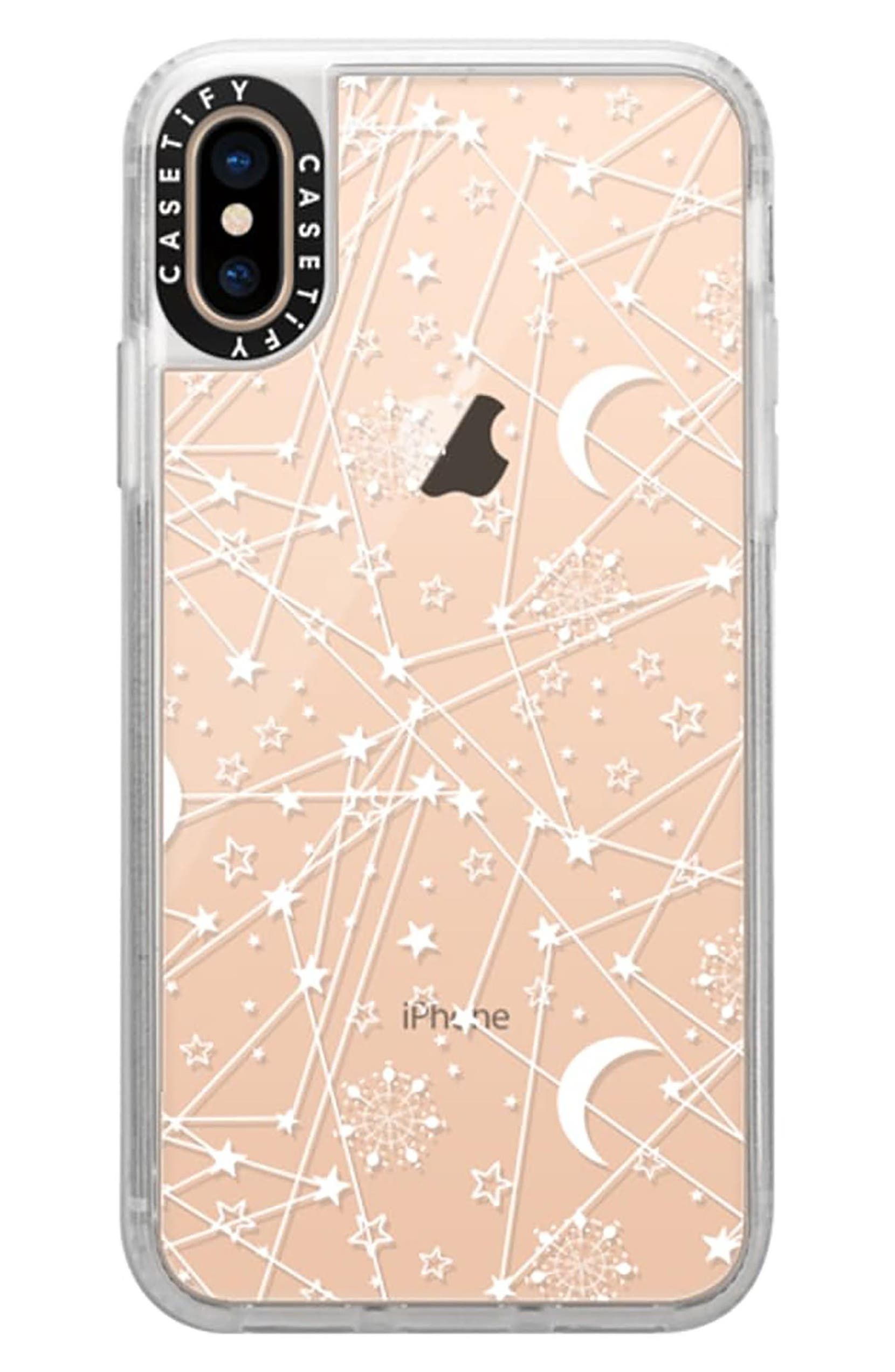 half off 92700 e42ee Casetify Sun Moon & Stars iPhone X/Xs, XR & Xs Max Case | Nordstrom