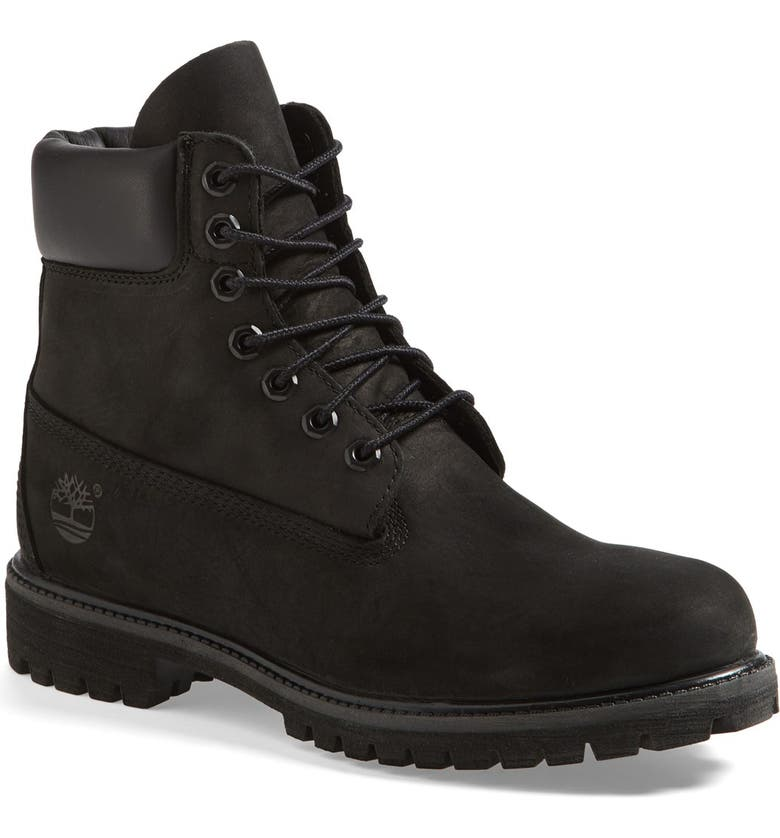TIMBERLAND 6 Inch Premium Waterproof Boot, Main, color, 001