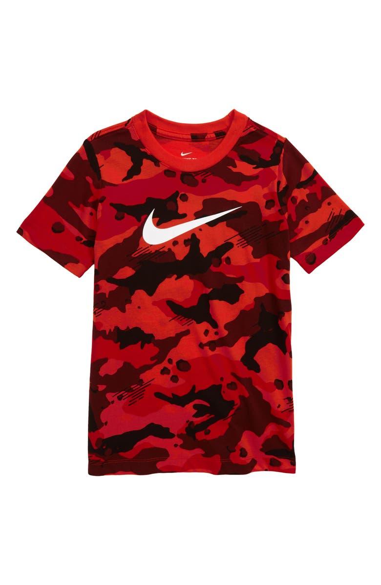 4e5c84163 Nike Sportswear Camo T-Shirt (Little Boys & Big Boys) | Nordstrom