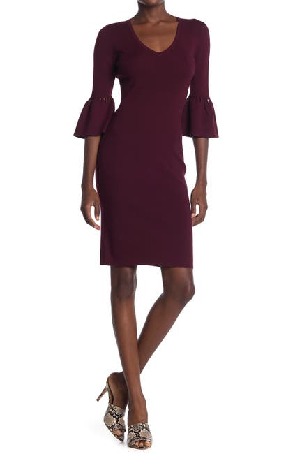 Image of Trina Turk Blues Sweater Dress