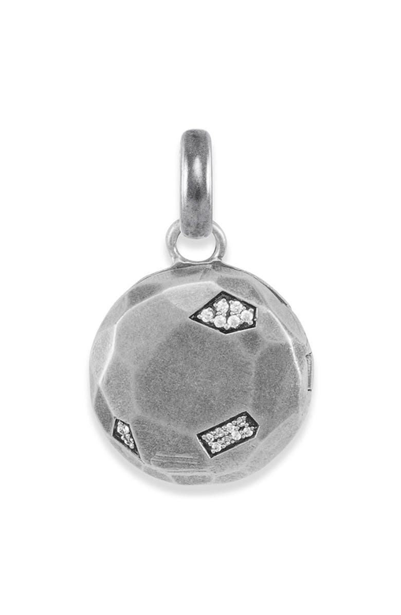 Kendra Scott Pav Crystal Locket Charm