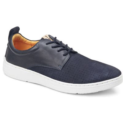 Sandro Moscoloni Mack Perforated Derby - Blue