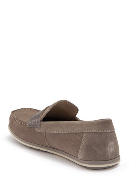 Image of GEOX Mirvin Suede Loafer