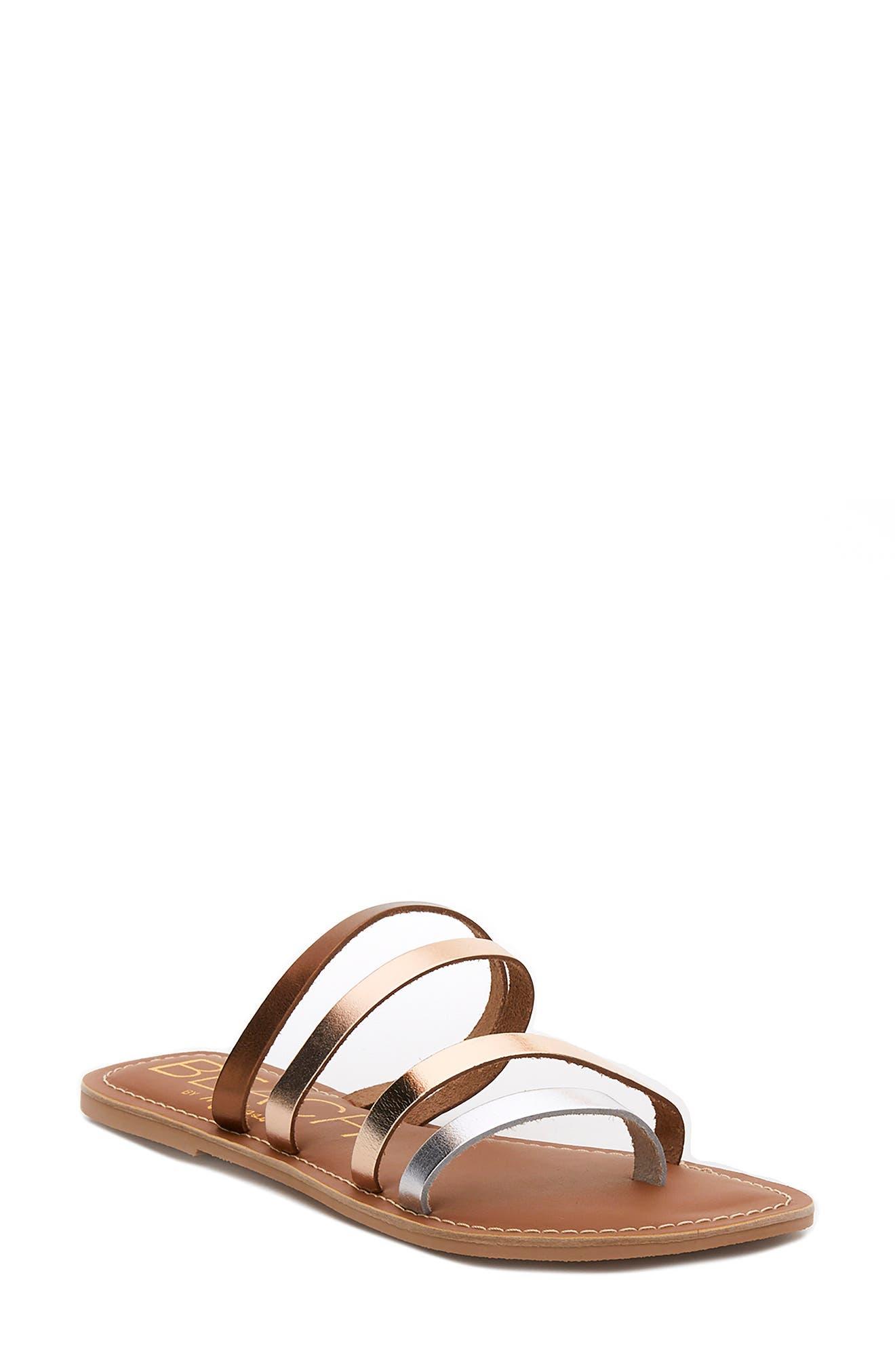 Summertime Slide Sandal