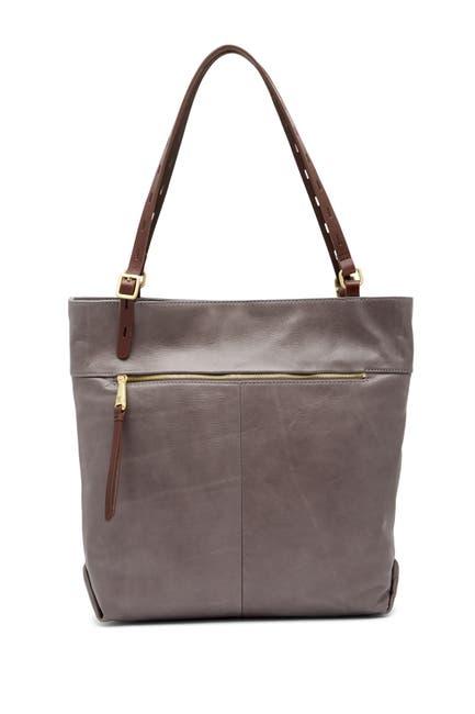 Image of Hobo Lennon Leather Tote Bag