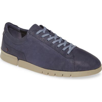 Softinos By Fly London Cer Low-Top Sneaker, Blue