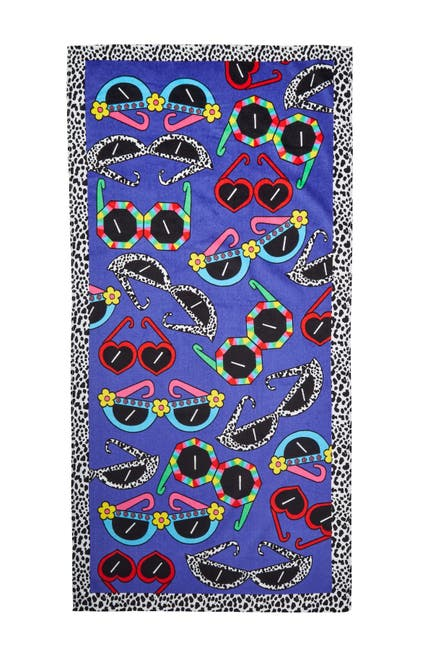 Image of Apollo Towels Go-Go Sunglasses Beach Towel - Multi