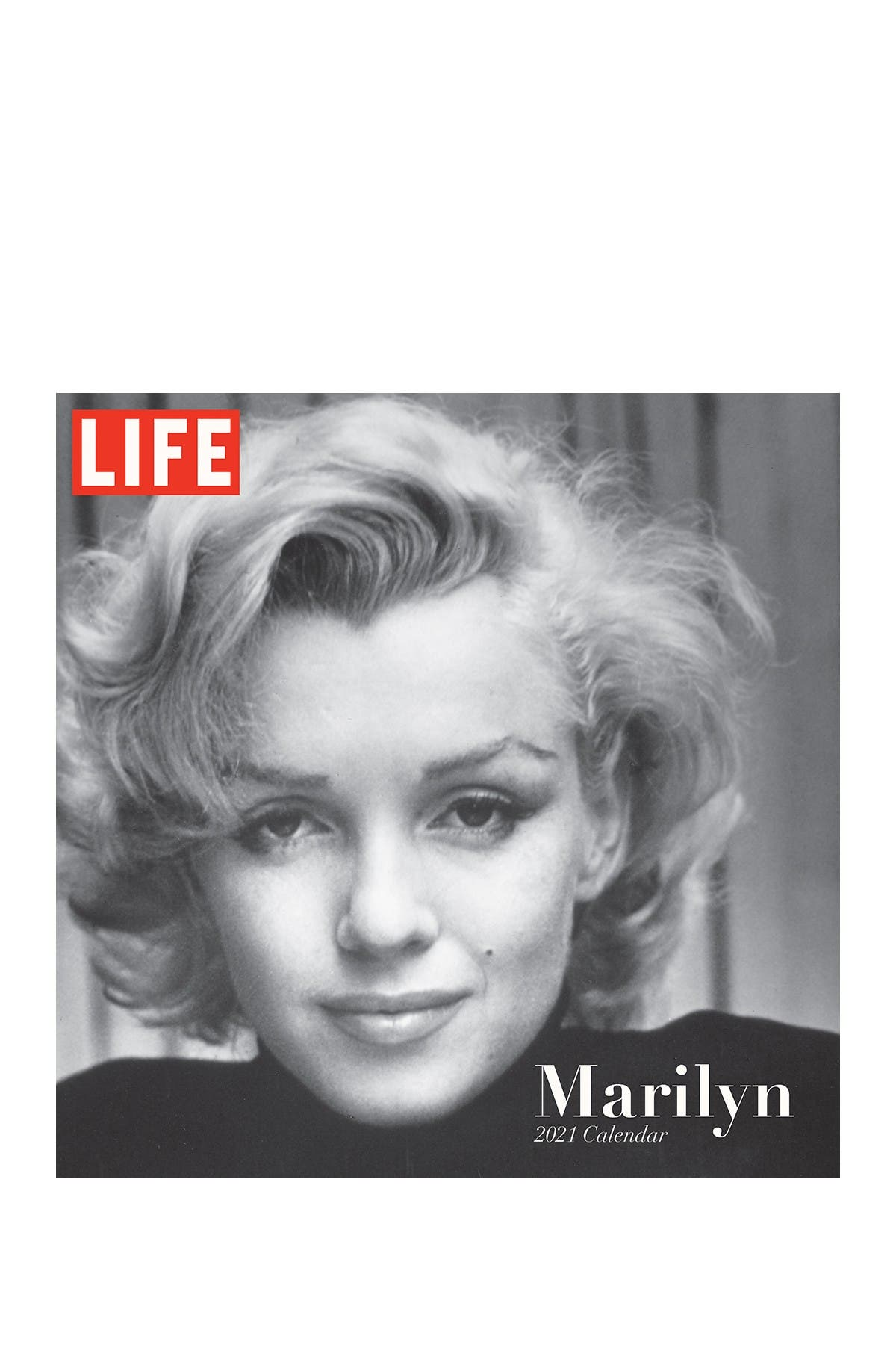Image of TF Publishing 2021 LIFE- Marilyn Monroe Wall Calendar
